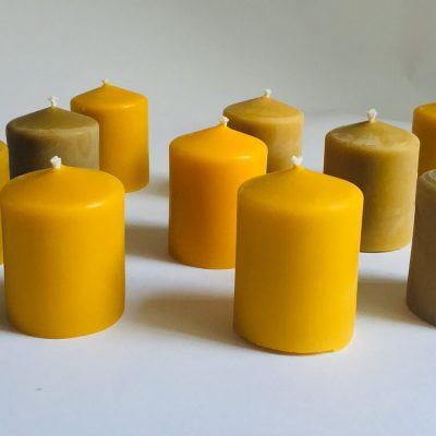 beeswax candles for wholesale