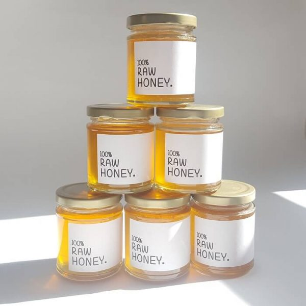 honey from local beekeeper