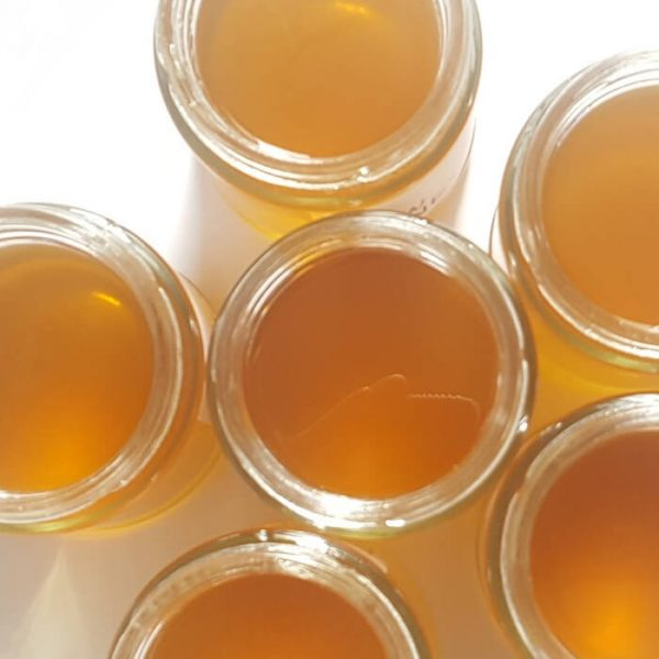 pure multifloral honey extracted locally