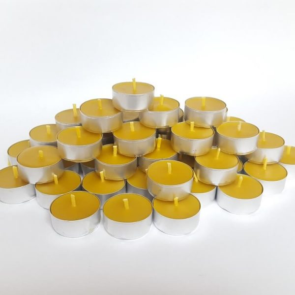 eco tealights for wholesale