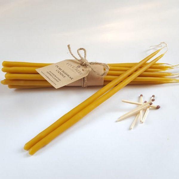 Bulk orders taper candles. Buy more, save money
